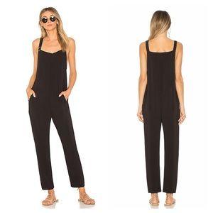 Tavik Elodie Black Jumpsuit Size L